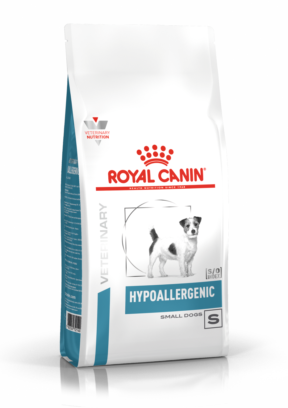 Veterinary Diets Derma Hypoallergenic Small Dog