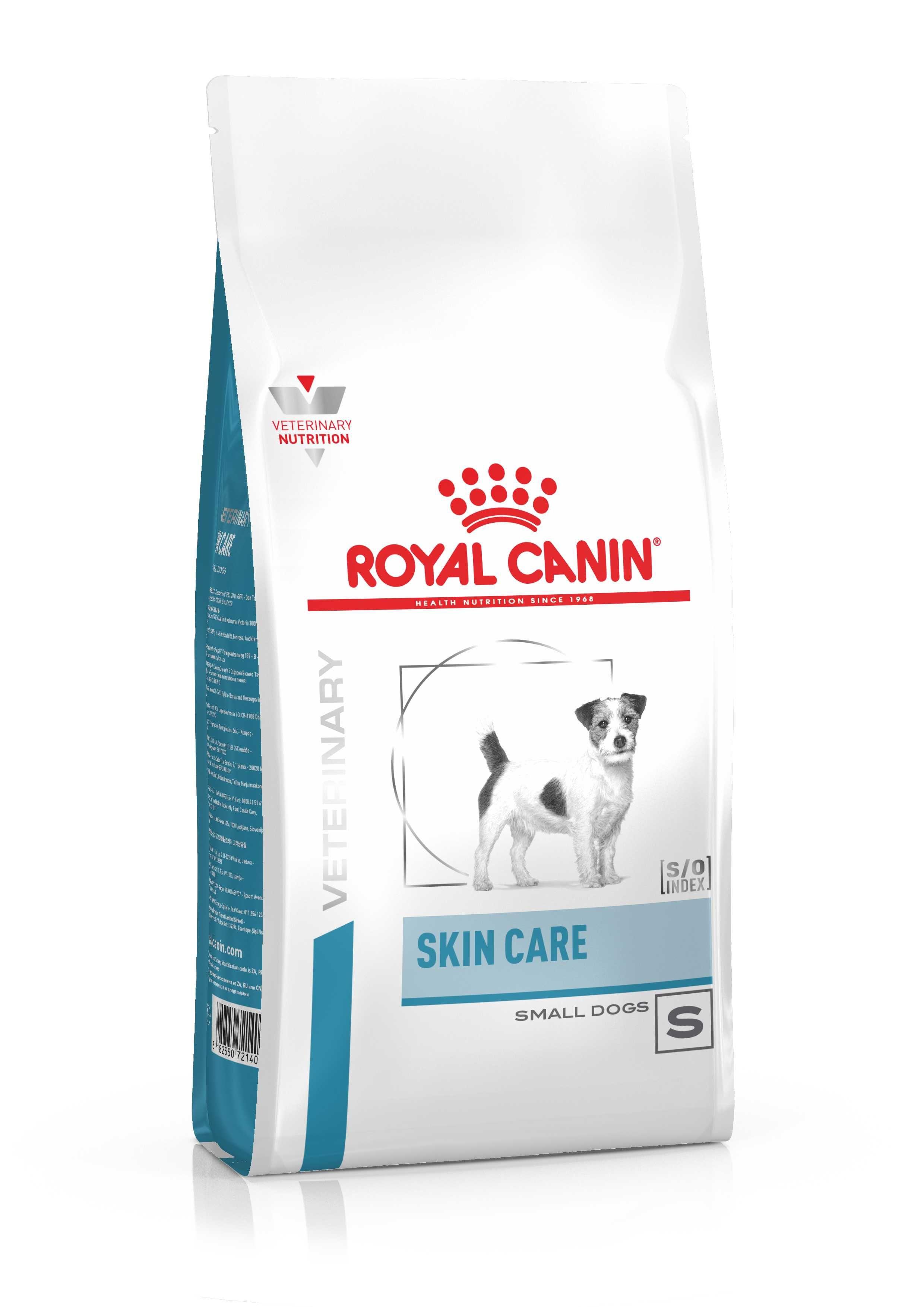 Veterinary Diets Derma Skin Care Small Dog