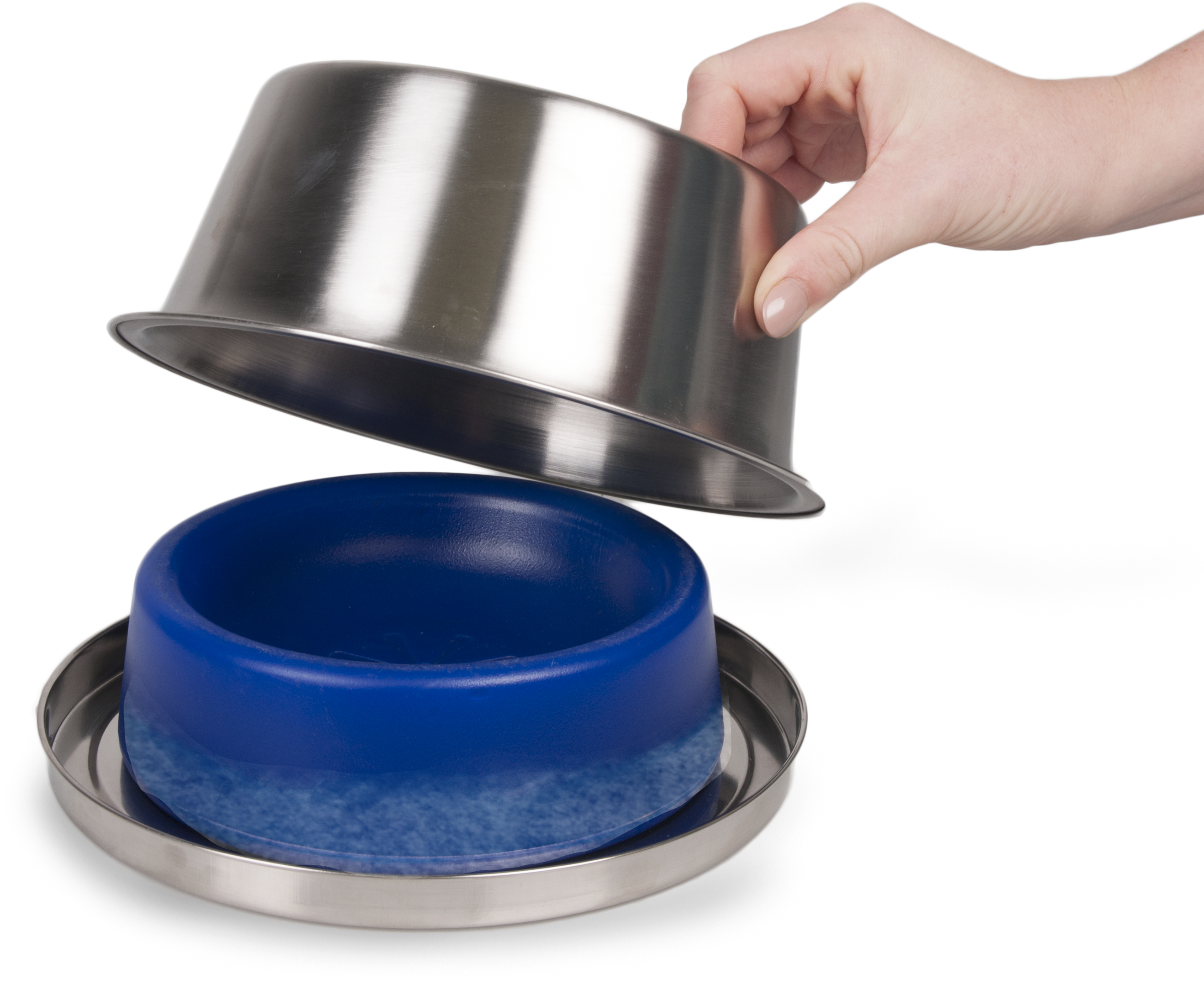 Kylande matskål - 1400 ml