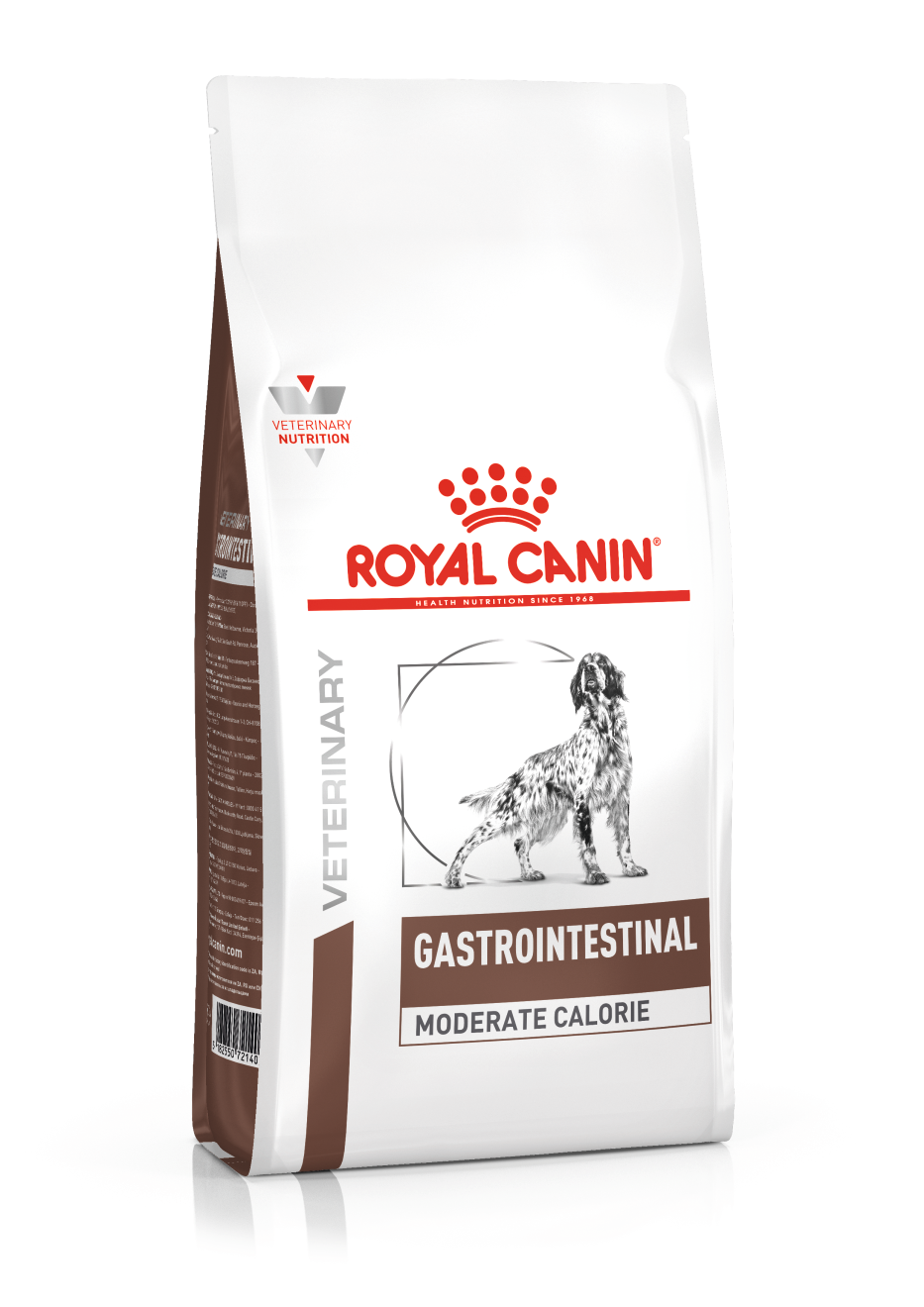 Veterinary Diets Dog Gastro Intestinal Moderate Calorie
