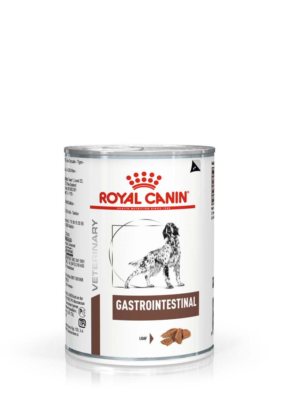 Veterinary Diets Gastro Intestinal Loaf Can