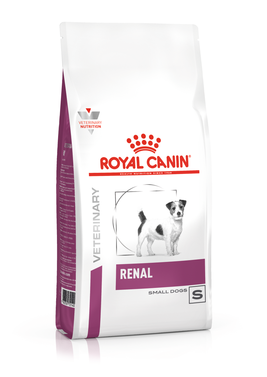 Veterinary Diets Vital Renal Small Dog