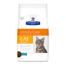 Prescription Diet c/d Multicare kattfoder med havsfisk