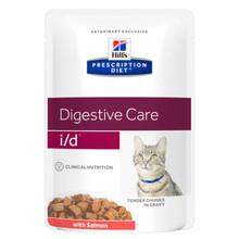 Prescription Diet i/d kattfoder Salmon Pouch