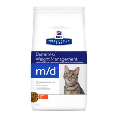 Prescription m/d kattfoder med kyckling