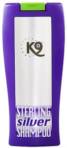 K9 Sterling Silver Schampo