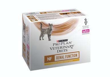 Veterinary Diets Feline NF Renal Function Chicken Wet