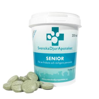 Senior Tabletter fodertillskott