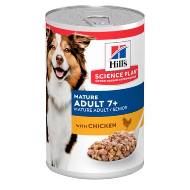 Mature Adult våtfoder med kyckling för hund