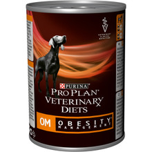 Veterinary Diets OM Obesity Management Mousse Dog