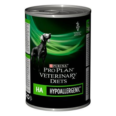 Veterinary Diets HA Hypoallergenic Mousse Dog