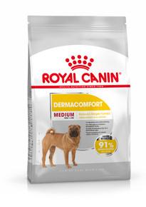 Dermacomfort Adult Medium Torrfoder för hund