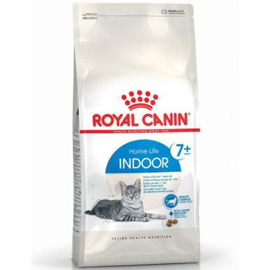 Indoor 7+ Ageing Torrfoder för katt