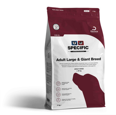 Adult Large & Gigant Breed CXD-XL