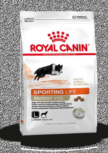 Sport Life Energy 4100 Adult Torrfoder för hund