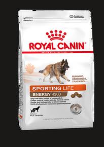 Sport Life Energy 4300 Adult Torrfoder för hund