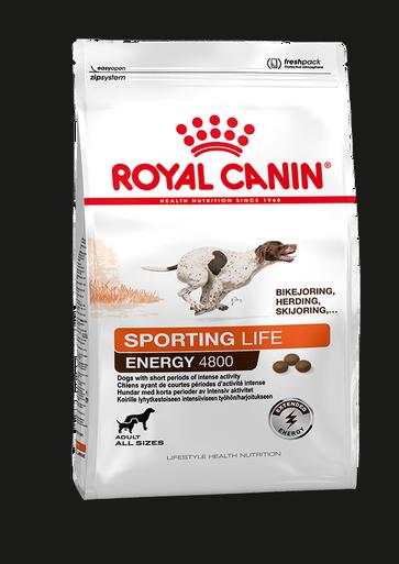 Sport Life Energy 4800 Adult Torrfoder för hund