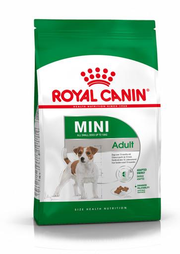 Mini Adult Torrfoder för hund
