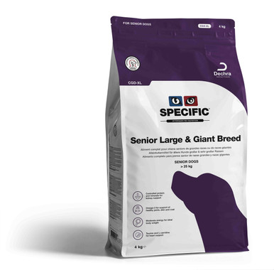 Senior Large & Gigant Breed CGD-XL