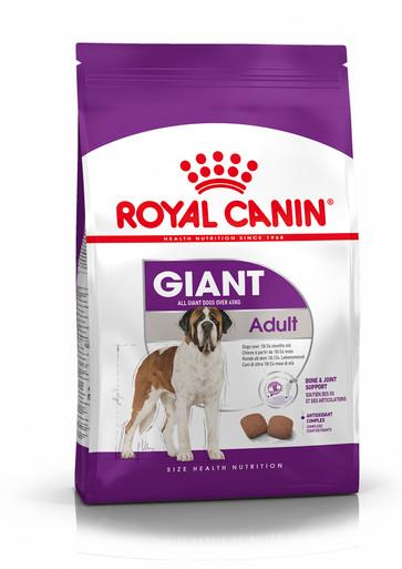 Giant Adult Torrfoder för hund