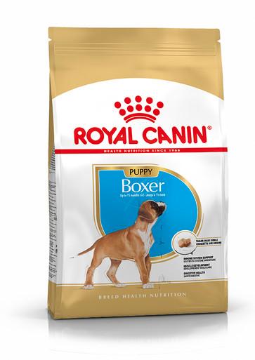 Boxer Junior Torrfoder för hundvalp - 12 kg