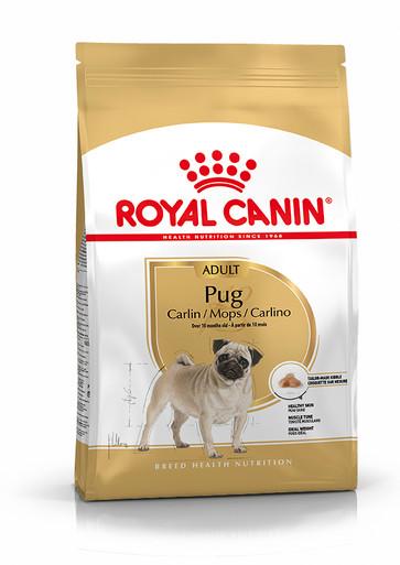 Pug Adult Torrfoder för hund