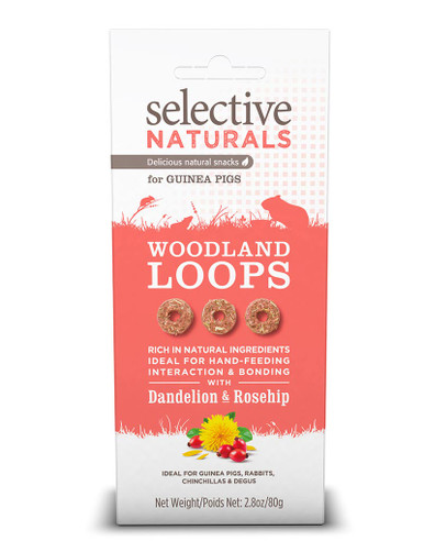 Woodland Loops Godis