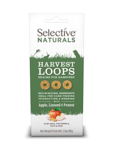 Harvest Loops Godis för gnagare