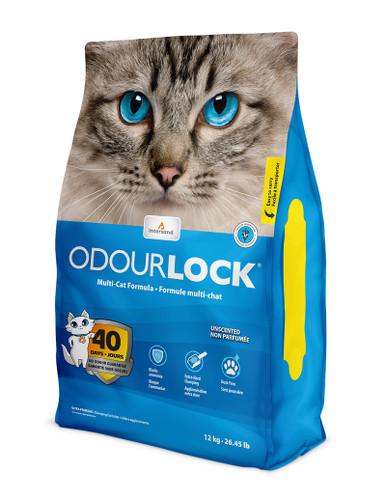 Odour Lock Oparfymerad kattsand