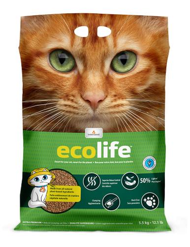EcoLife Ekologisk kattsand