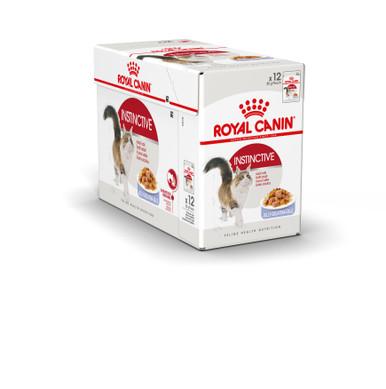 Instinctive Jelly Adult Våtfoder för katt