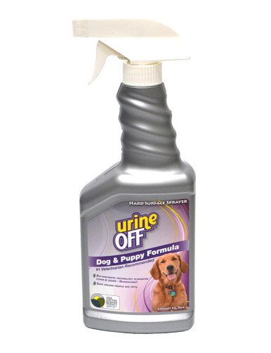 Urine Off Dog