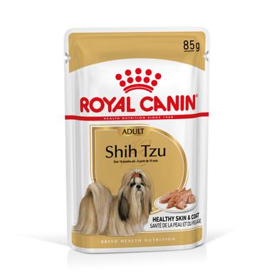 Shih Tzu Adult Våtfoder för hund