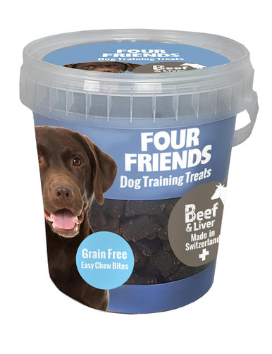 Training Treats Beef & Liver hundgodis