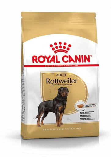 Rottweiler Adult Torrfoder för hund