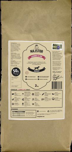 Lamm & Ris Adult Hundfoder