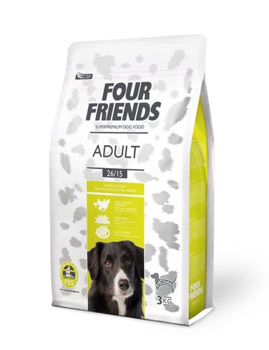 Adult Hundfoder - 3 kg