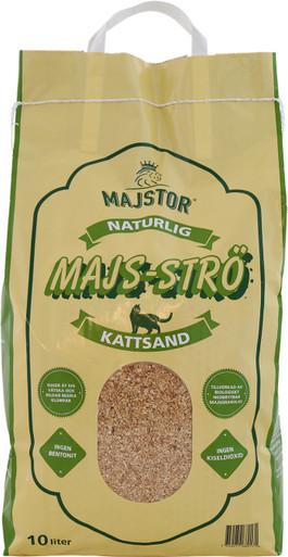 Majs-Strö Kattsand - 10 L