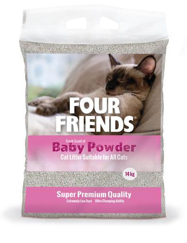 Baby Powder kattsand