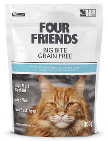 Big Bite Grain Free Kattfoder