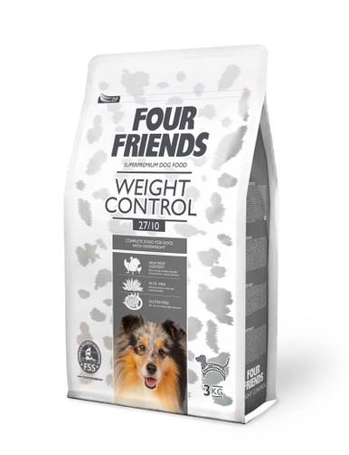 Weight Control Hundfoder