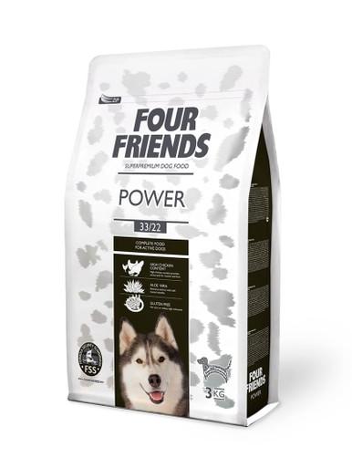 Power Hundfoder