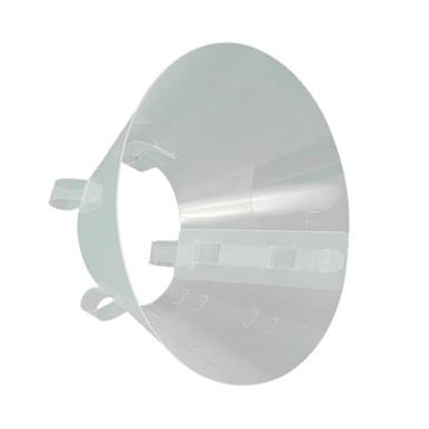 Krage i Plast - 40 cm
