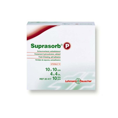 Suprasorb P Kompress Adhesive