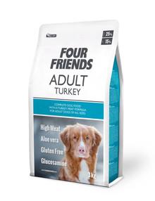 Adult Turkey Monoprotein hundfoder