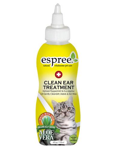 Clean Ear Treatment Öronrengöring för katt - 118 ml