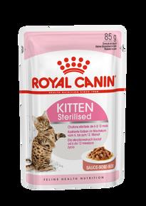 Sterilised Gravy Kitten Våtfoder för kattunge