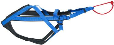 Adjustable Dragsele - Large / Blå