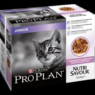 Junior Cat Turkey Wet