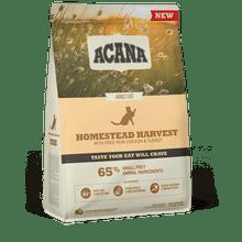 Adult Cat Homestead Harvest